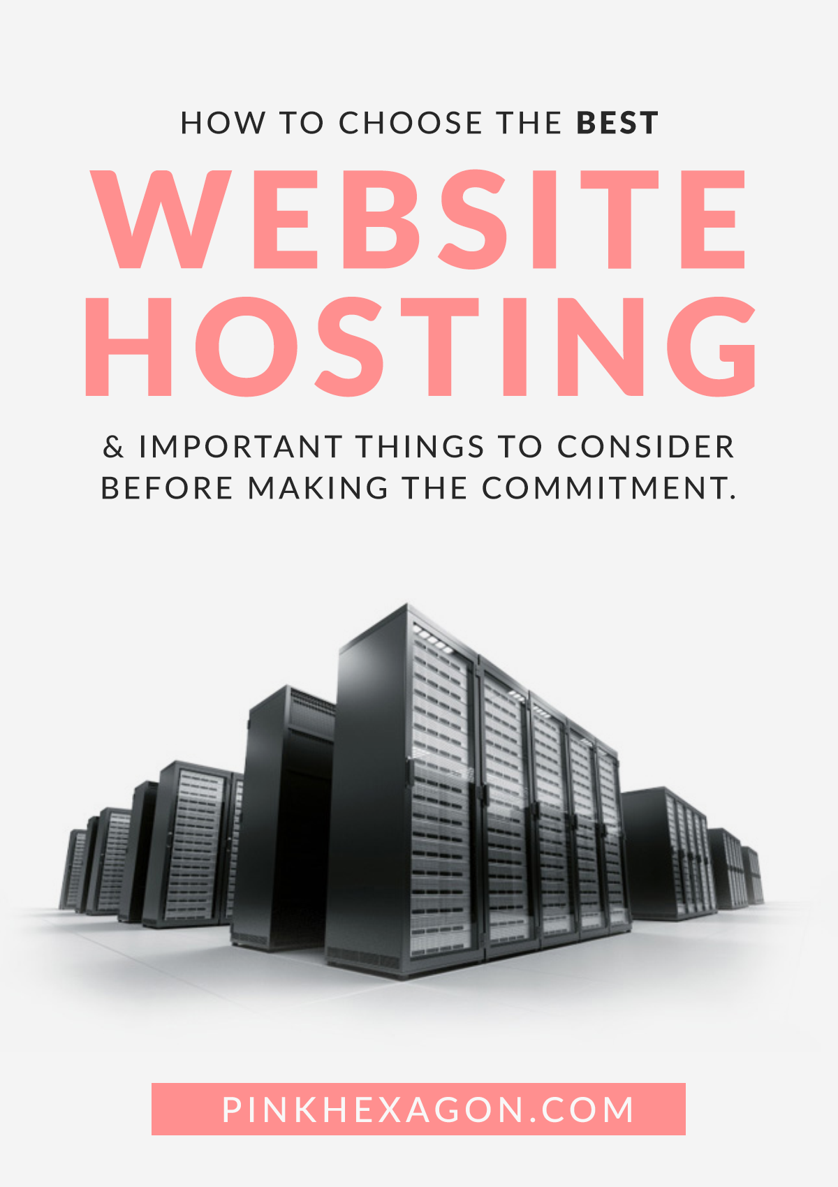 How to choose the best website hosting