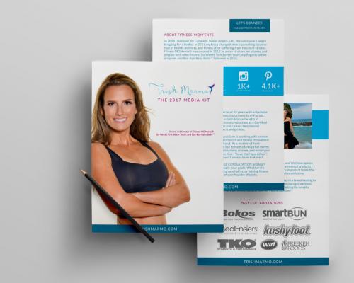 Trish Marmo – Media Kit
