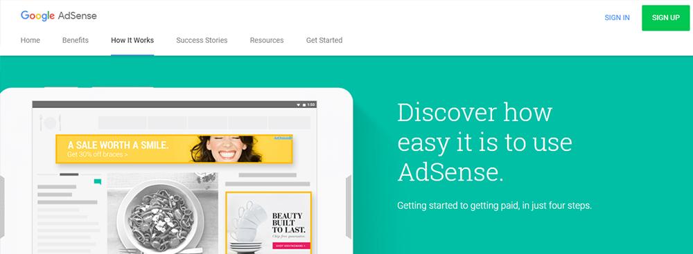 Google Adsense Affiliate Program